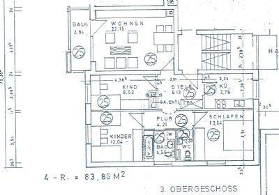 ismaning helle familienfreundliche 4 zimmer wohnung n he b rgerpark wohnung ismaning 2mnce4w. Black Bedroom Furniture Sets. Home Design Ideas