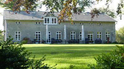 Rückansicht Herrenhaus