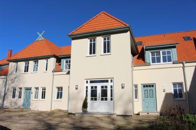 Erstbezug (EG) auf exklusivem Gehöft: Schöne 2,5-Zimmer-Wohn.mit Terrasse in Fischerhude