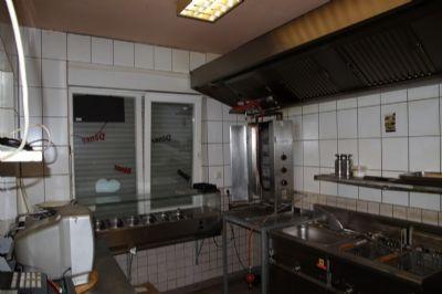 Imbiss-Küche