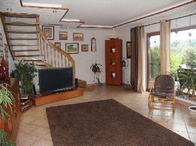 Wohnzimmer Hauptwohnung 1