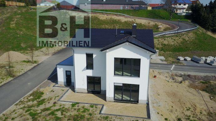 Freistehendes Neubau Eigenheim Mit Seeblick Vom Balkon Mit Ca 144
