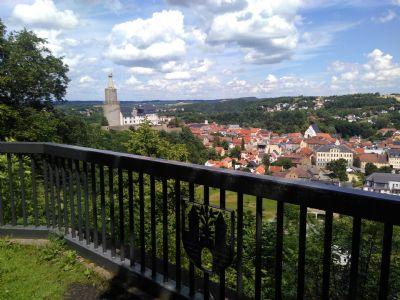 Stadt Weida - attraktiv, grün, ruhig