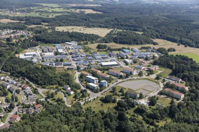 Luftbild Saarpfalz-Park in Bexbach