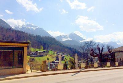 denkmal sanierte og whg im herzen berchtesgadens wohnung berchtesgaden 25jxn4x. Black Bedroom Furniture Sets. Home Design Ideas