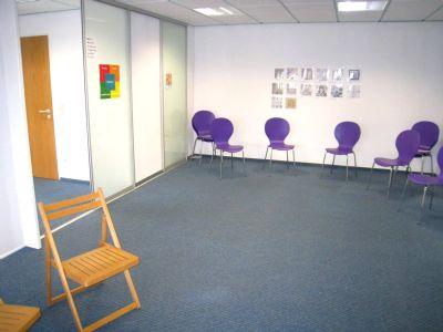 Seminarräume, Praxis...