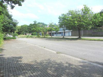 Parkplatzfläche