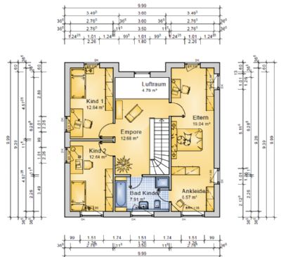 gem tliches einfamilienhaus f r junge familie. Black Bedroom Furniture Sets. Home Design Ideas