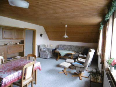 Wohn-Esszimmer Wohnung 2