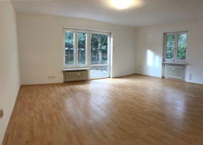 Schöne 3-Zimmer- Wohnung mit Garten in Gräfelfing