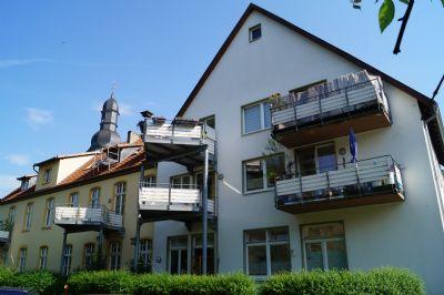 2-Zimmer Wohnung  mit Balkon in barrierefreiem ehemaligen Kloster, Welver