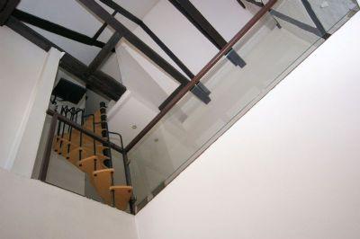 Zugang Spitzboden