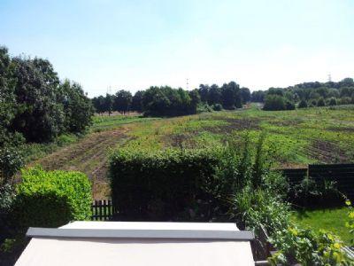 Umgebung hinter Garten