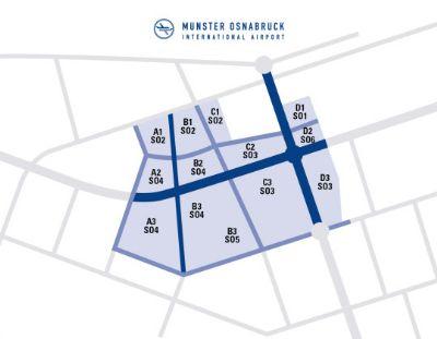 1. Bauabschnitt - Baufelder