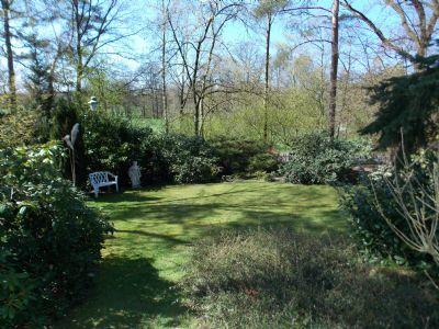rechte Seite Garten