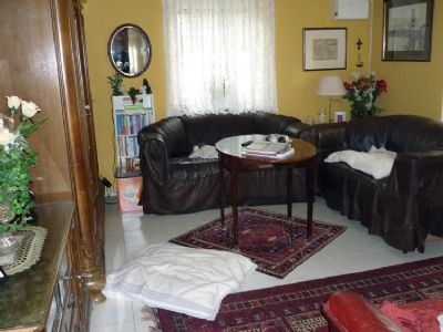 Erdgeschoss Schlafzimmer