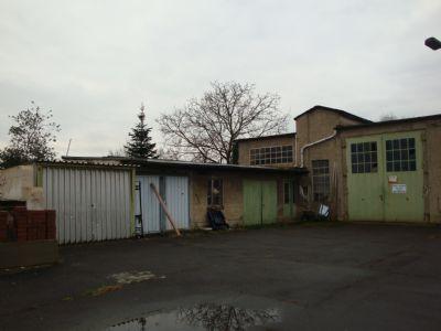 Großgarage und andere Garagen