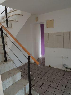 Treppenaufgang zum 1.OG.