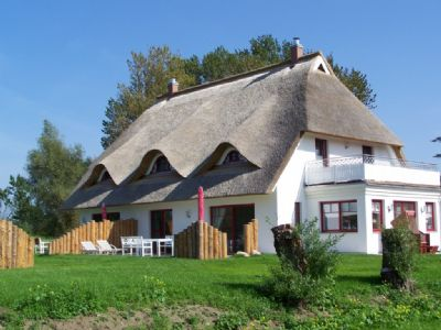 Reetdachhaus mit Einliegerwohnung