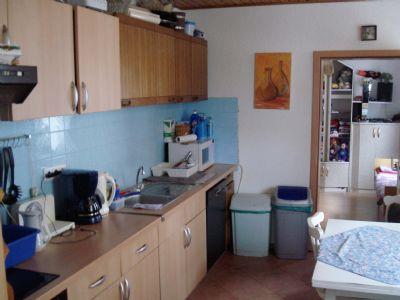 Küche Wohnung OG links