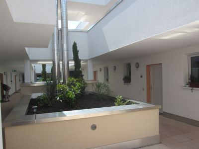 Laubengang / Dachgärten