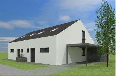 Neubau/ Erstbezug: Exklusive Doppelhaushälfte mit Seeblick