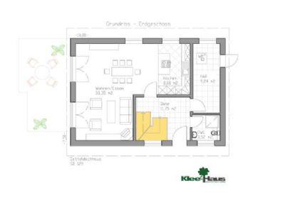 Planungsvorschlag Erdgeschoss