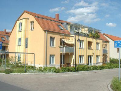 Mockritz - ruhige 2-Raumwohnung mit Balkon