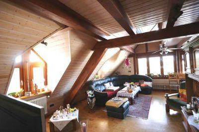 Wohnbereich Maisonette-Wohnung