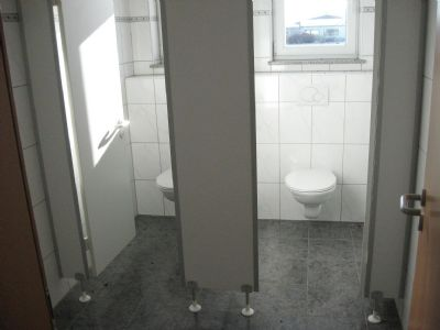 WC Bürogebäude
