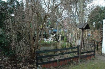 Gartenlauben
