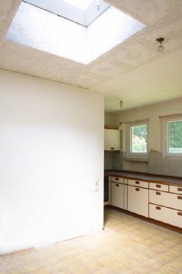 Küche mit Lichtkuppel