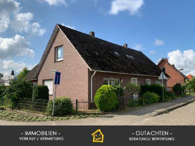 RESERVIERT: Doppelhaushälfte mit ca. 100 m² Wfl. in sehr guter, stadtnaher Lage in Lingen