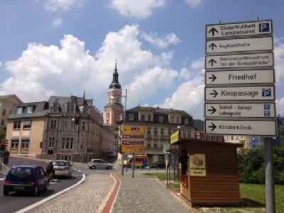 Kreisstadt mit rund 25.000 Einwohnern