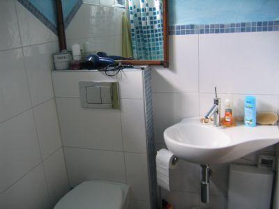 unteres Tageslicht-Duschbad
