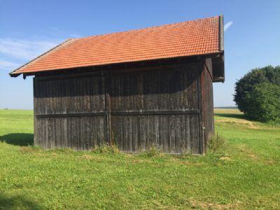 Herrlich gelegenes landwirtschaftliches Grundstück in der Ammerseeregion