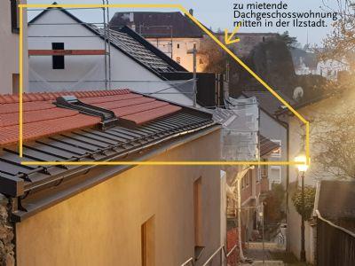 Luxus-Dachgeschosswohnung in der Altstadt