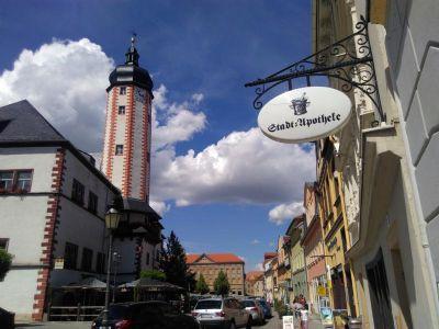 Marktplatz am Rathaus