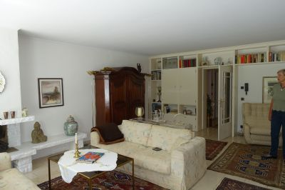 Wohnzimmer Gartengeschoß