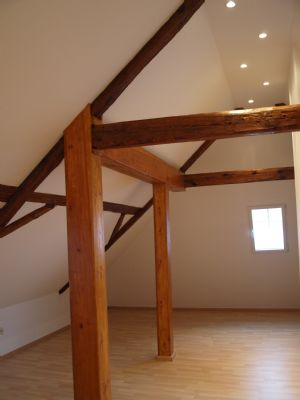 Zimmer Dachboden