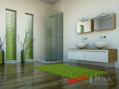 so könnte Ihr individuelles Bad aussehen