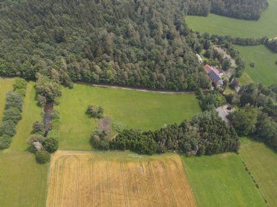 Idyllisch gelegenes Grundstück, ideal geeignet für Ferienimmobilien oder Solarpark