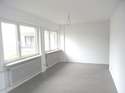 Zimmer vor Bezug