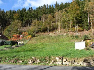 Sonnige Baulücke in Gräfenthal Ortsteil Gebersdorf