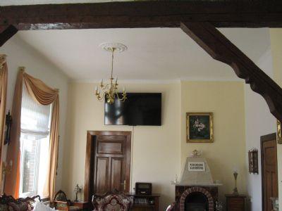 Wohnzimmer einer Wohnung