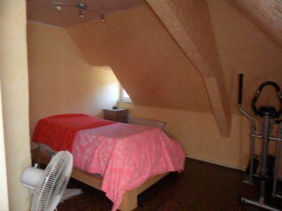 Dach- Schlafzimmer