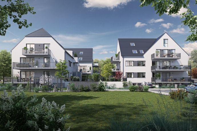 Reserviert Neubau Tolles Town House Mit Grosser Terrasse Und