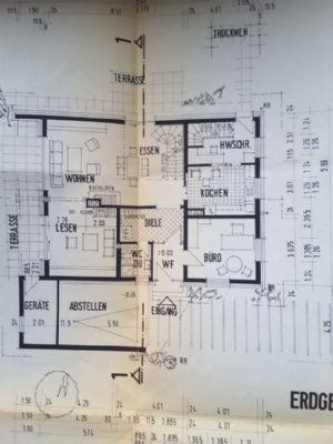 Grundriss Haus EG