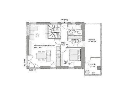 Erdgeschoss Haus Piccolo_SD