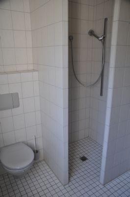 Separates Kinderbad mit Dusche